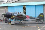 零戦 / 戦争中、日本の主力戦闘機で終戦まで10000機作られた。