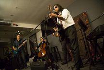 Luca Montana * In Vino Veritas Band / Luca Montana with In Vino Veritas, symphonic folk rock band.