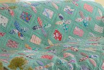 Vintage Quilt Love