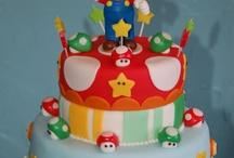 Anniversaire Mario
