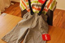 2er Set Shirt + Hose aus Finnland