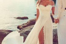 suknia na plaze