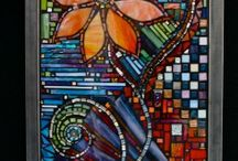 vetrate artistiche e mosaici