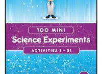 All About Science / A collection of User Friendly Resources' new and innovative activity based science resources for primary & senior students. You can view these resources online and in full here: http://bit.ly/1gn7kgk