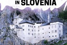 Slovenia - what to do in Slovenia / Travel guides, tips, itineraries, reviews, and inspiration for a trip or vacation in Slovenia.