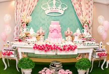 English Tea My Daugther Party <3 / simple and lovely <3