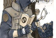 Anime and Manga / here is something random anime and manga stuf