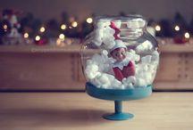 Holiday ideas-elf on a shelf