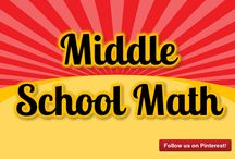 Middle School Math / Middle School Math help make math fun!  Do you have a Middle School Math activity you'd like to share? Contact me to become a contributor on this board: http://mathfilefoldergames.com/contact