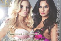 Glamorous Reinstated / The fabulous campaign that launched the reinstatement of glamorous luxury lingerie and nightwear to the world.