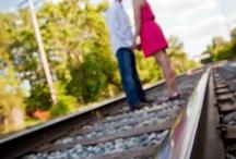 Engagement Photo Ideas / by Cassandra Burroughs