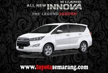 Daftar Harga dan Paket Kredit Toyota Innova di Semarang / Daftar Harga dan Paket Kredit Toyota Innova di Semarang