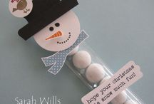 1x8 Treat Bags with Candy / by Lisa Hunt