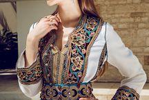 vestido de fiesta indu