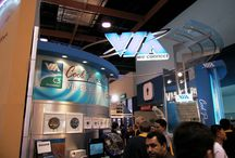 Computex Throughout the Years / Computex is an event VIA participated in for many years