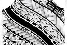 Tetoválások maori
