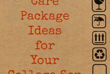 College Care Packages / by Kathleen DeVitto