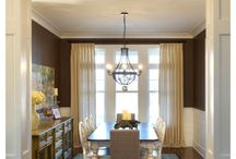 Dining room / by Meaghan Callanan-Schuster