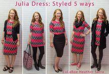 Style // LuLaRoe Julia