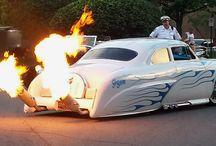 Fire Cars or Car Fires! / Fire Cars or Car Fires!