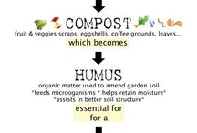 Gardening - Compost / DIY composter ideas and purchasable composters.  Great compost starts with a good sensible bin but we also want them to be attractive in the garden.