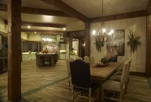 Dining Rooms / Designed by CP Designs, Grand Junction, CO  970-241-8282.