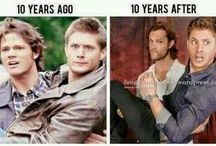 Supernatural Funnies