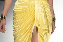 интересные модели платьев