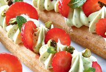 Strawberry Desserts Recipes