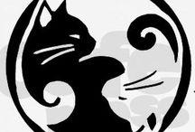 cats tattoo