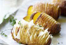 Aardappelgerechten / Aardappelgerechten