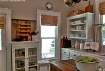 Kitchen / My idea of a dream kitchen