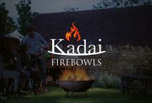 Kadai Fire Bowls / Authentic, handcrafted Indian Kadai Fire Bowls are the specialty of Shropshire-based Wilstone House & Garden. Designed in England and handmade in India, their versatility means the fire bowls can be used for a variety of purposes, such as outdoor cooking or as a simple centrepiece for groups to gather around and warm themselves during long summer evenings.