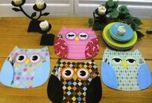Corujitas, lechucitas owls