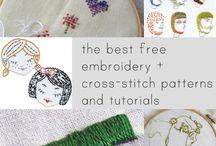 Embroidery/Cross-Stitch