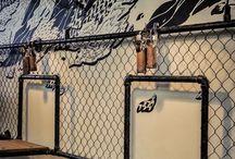 tel kafes duvar