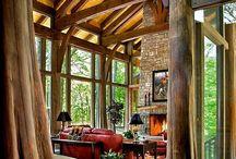 Beautiful Interior Woodwork
