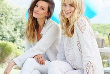 Summer In White / See our new Summer collection - all in white - at www.oddmolly.com