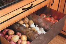 Kitchen drawers