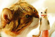 Love cats / by Jenessa Reinisch