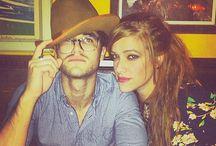 Mia and Darren
