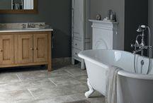 luxury bathroom / Luxury Pampering Lifestyle