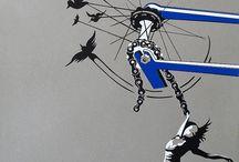 {bike art}