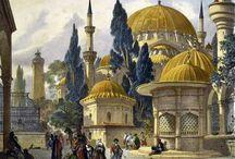 istanbul gravür