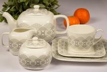 Porcelain / Beautifull patterns, unique design.