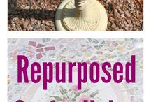 Repurpose / A board dedicated to finding new uses for unwanted items and creative repurposing of ordinary objects!