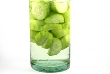 Drink Infusion Ideas / by Anneke Short