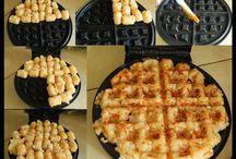 Waffle Iron Uses..