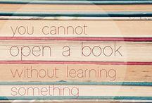 love books / by Skye Lyons