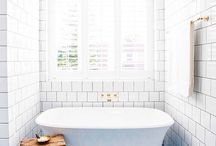 Home :: Bathroom / by Jessica Hamm